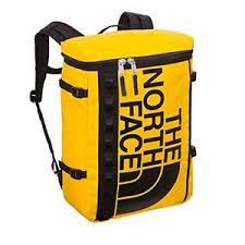 the north face backpack bc fuse box summit gold black line land image is loading the north face backpack bc fuse box summit