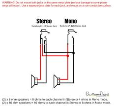 mono speaker wiring mono image wiring diagram 2 x 12 mono stereo speaker wiring 2 x 8 ohm speakers 8 ohms on mono