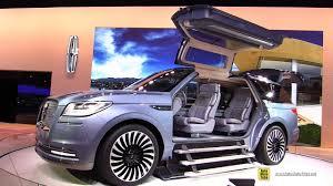 2018 lincoln navigator concept. modren 2018 2018 lincoln navigator concept  turnaround 2016 la auto show for lincoln navigator concept