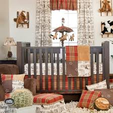 rustic baby crib bedding