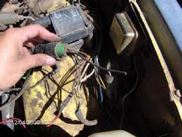 re alternator upgrade com x and off road forum the only mod necessary is on the fenderwell wiring carefully remove the cover on the top of the plug no pic again pry the wires out the back of the