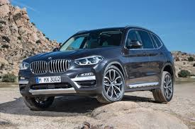 BMW X3 2017 pricing and spec confirmed - Car News | CarsGuide