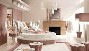 Pretty Bedrooms For Girls Royal Bedroom Design In Soft Pink And White With Cute Chandelier