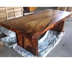 live edge dining table slab dining tables
