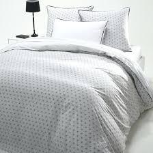 monochrome duvet cover white black la cream and toile prod eam king size quilt black bedding sets