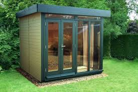 outdoor office shed. Interesting A Garden Office Shed Outdoor Inovative Plans S