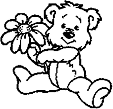Small Picture T is for Teddy Bear Coloring Page Color Luna