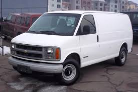 All Chevy » 2002 Chevrolet Express 3500 - Old Chevy Photos ...