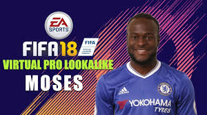 FIFA18 | VIRTUAL PRO LOOK A LIKE