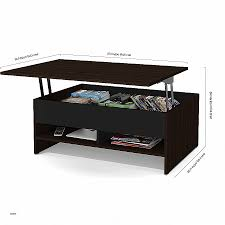 42 inch round coffee table luxury bestar small space 37 inch lift top storage coffee table