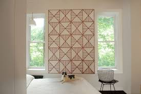 5 geometric shapes  on large wall decor for bedroom with 10 pieces of bold powerful and large wall art for the home