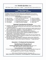 Hr Manager Resume Format Elegant Physical Verification Expert Cover