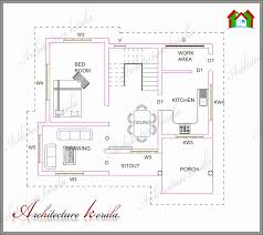 1300 square feet plan 3 bedroom kerala style house plan house plan for low budget kerala style house plan for middle class families house plan for small