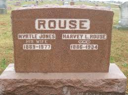 Harvey Lee Gale Rouse (1886-1934) - Find A Grave Memorial