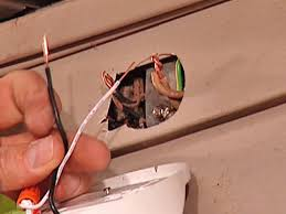 install lighting fixture. Remove The Old Fixture Install Lighting O