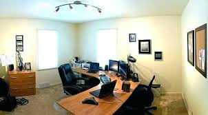 home office ceiling lighting. Cool Home Office Ceiling Lights Large Led Lamp Black White Squares Lighting