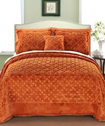 extraordinary burnt orange bedding sets set 8 comforter beautiful king bed