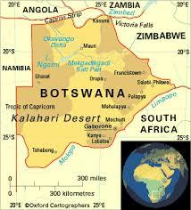 Botswana Virtual Internship Project In