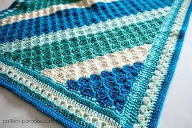 C2c Crochet Pattern