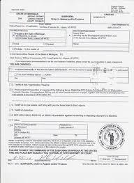 Glen Harman Subpoena Madders Of Public Record