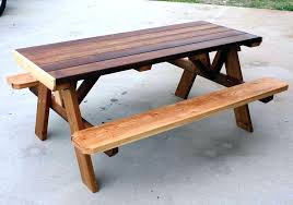 rustic picnic tables rustic picnic tables for inside kitchen rustic picnic table nz