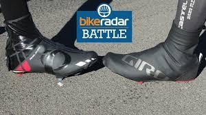 Pearl Izumi Pro Barrier Wxb Vs Giro Blaze Shoe Covers
