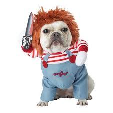 Good Deadly Doll Chucky Pet Halloween Costume