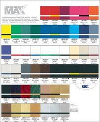 Rowmark Ada Alternative Color Chart Rowmark Swatch Book