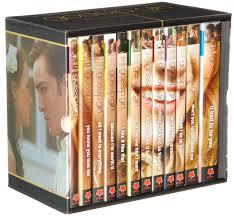 Gossip girl book series list