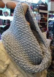Knitted Cowl Pattern Circular Needles