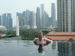 infinity pool singapore hotel. Naumi Hotel: Enjoying The Singapore Skyline From Naumi\u0027s Infinity Pool Hotel