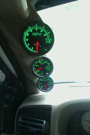 glowshift gauges ford diesel forum