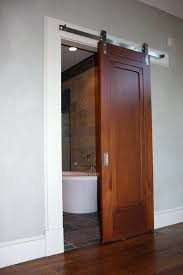 sliding barn doors for bathroom. Perfect Doors Sliding Barn Door Bathroom Privacy Inspirational Doors Throughout Style For  Bathrooms Ideas 2 How To Hang A 6 On
