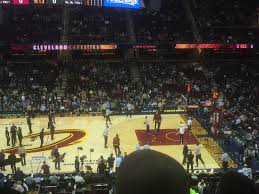 Cavs Seating Chart View Rocket Mortgage Fieldhouse Club 107 Cleveland Cavaliers