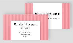 Create Custom Business Cards Office Depot Officemax