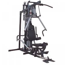UK Fitness Equipment: Weider Pro 5500 Home System Multi Gym Offers ...