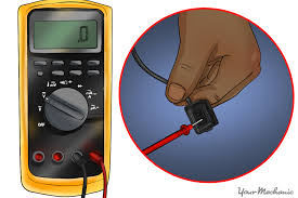 how to ensure fuel injectors are receiving the correct voltage positive lead on wiring terminal