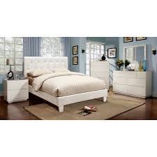 piece emmaline upholstered panel bedroom:  inuseenlb