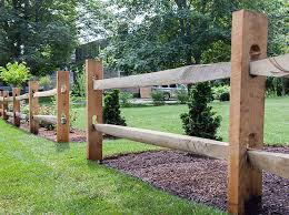 split rail wood fence gate. Wood Split Rail Fence Connecticut Gate
