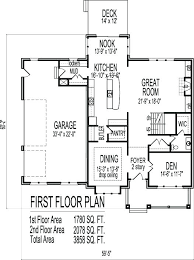 popular 2 story house plans architect home 4 bedroom open floor plan front porch one with