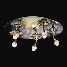 ceiling fixture chandelier acc with swarovski crystal