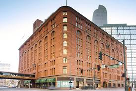 the brown palace hotel spa