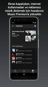Android için YouTube Music - APK'yı İndir