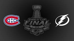 The montreal canadiens and tampa bay lightning play game 1 of their stanley cup final series monday. Stanley Cup Final Schedule