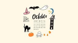 Halloween Aesthetic HD Wallpaper