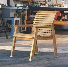 15 easy diy patio chairs you can build