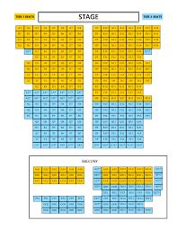Msbcfa Seating Chart The Maryland State Boychoir