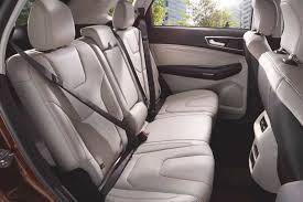 2018 ford edge grey. titanium interior in ceramic 2018 ford edge grey