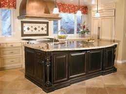 elegant classic kitchen island country style designs