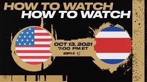 USA vs. Costa Rica: How to watch ...
